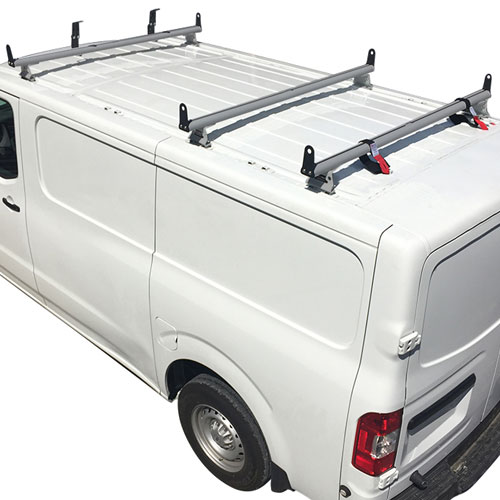 vantech racks ladder rack steel mercedes van utility bar metris