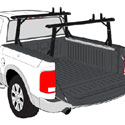 Vantech P3510B Dodge Rambox Black Aluminum Pickup Truck Rack - New Return Item 30% Off