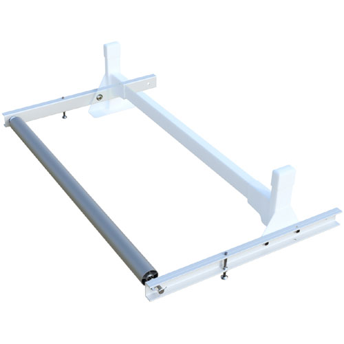 Vantech 57 Wide Ladder Roller, 24 Extension for H1 Crossbar Racks
