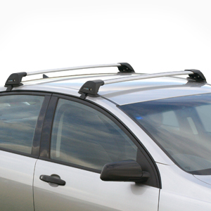 Whispbar S22 Flush Bar Car Roof Rack for Bare Rooflines, 50% Off
