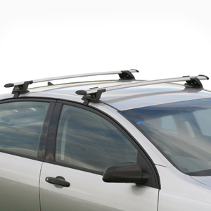 Whispbar SmartFoot Through Bar Aerodynamic Car Roof Racks, 35% Off