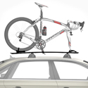 Whispbar wb200 Fork Mount Bike Bicycle Carrier for Car Roof Racks, 25% Off