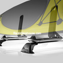 Whispbar wb400 J-Cradle Kayak Mounts and Carriers for Car Roof Racks