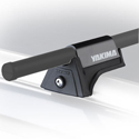 Yakima RailGrab 1 Bar Complete Car Racks for Raised and Flush Mount Side Rails with Bars