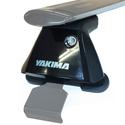 Yakima 8000150 BaseLine Towers for Car Roof Rack on Naked Rooflines, 2 Pack
