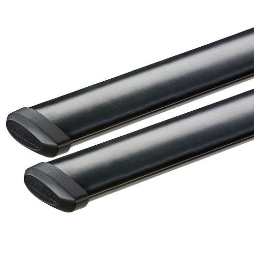 Yakima 8000422 Medium Black 60 Aero CoreBars for StreamLine Roof Rack