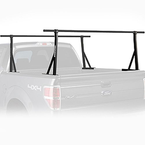 Yakima Outdoorsman 300 Complete Full-size Pickup Truck Racks with Bars 8001137c, Rebox Item