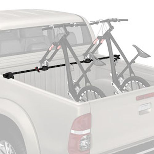 Yakima BikerBar 8001143 2 Bike Full-size Pickup Truck Bed Mount Bicycle Racks