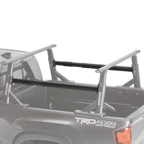 Yakima 8001154 HD Heavy-duty SideBars for Long Bed OverHaul HD and OutPost HD Pickup Truck Racks