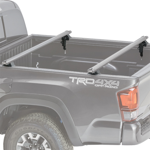 Yakima 8001160 BedRock HD Pickup Truck Bed Rack Towers for use with Yakima HD Crossbars