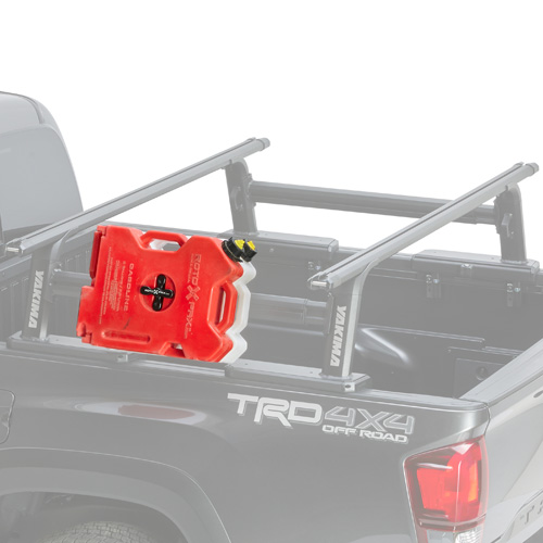 Yakima 8001167 Rotopax Mount Kit for HD Heavy-duty Crossbars, Side Bars and other T-slot Bars