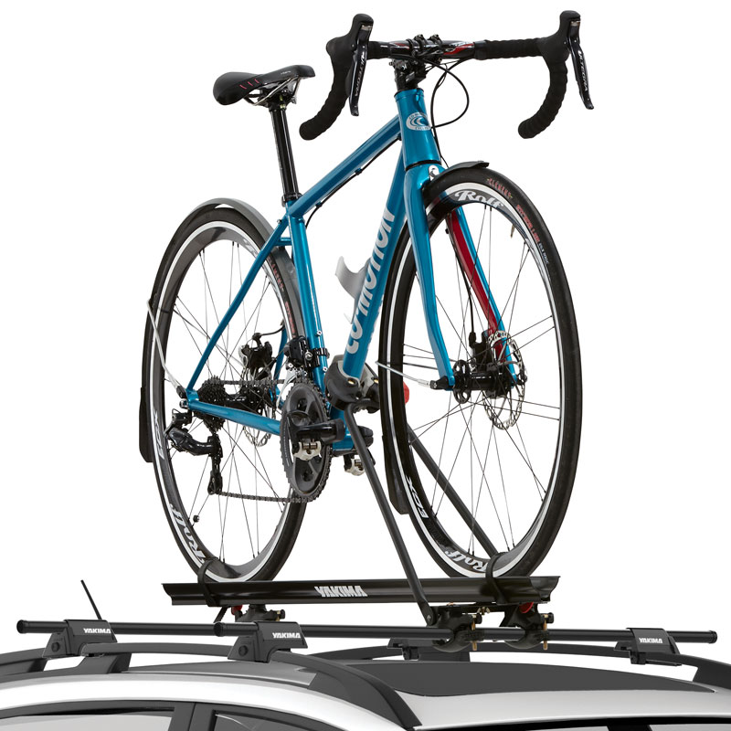 Yakima Raptor Aero 8002093 Upright Bicycle Racks Bike Carriers for Car Roof Racks, Rebox Item