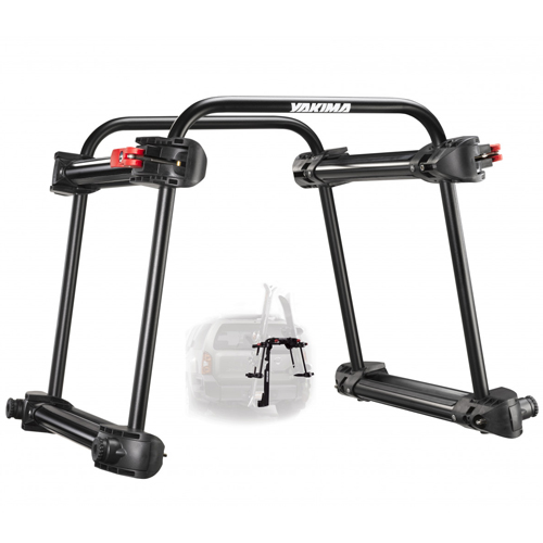 Yakima HitchSki 8002418 Trailer Hitch Receiver Ski Racks Snowboard Carriers