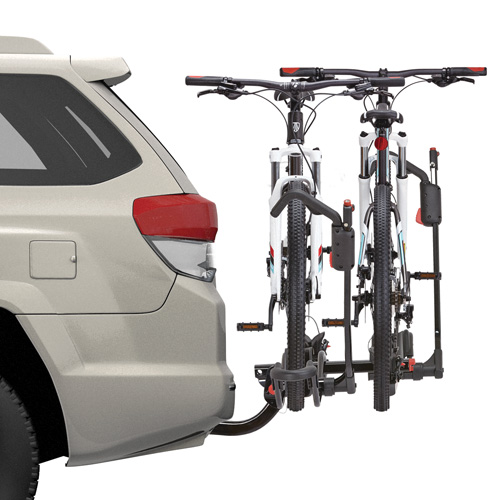Yakima HoldUp 2 Bike 1-1/4 8002445 Trailer Hitch Receiver Mount Platform Style Bicycle Racks Carriers, Rebox Item