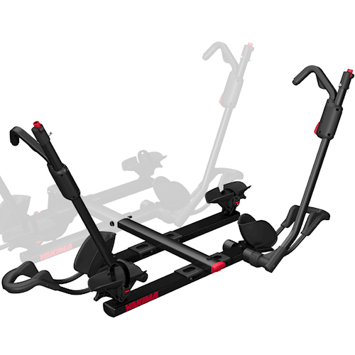 Yakima HoldUp PlusTwo 8002446 2 Bike Add On for 2443 HoldUp 2 Hitch Platform Bicycle Racks Carriers, Rebox Item