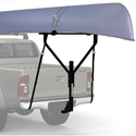 Yakima 8002449 Dry Dock Trailer Hitch Receiver Mount Canoe Kayak Rack with Tilting Mast