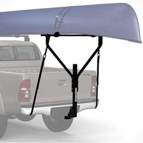 Yakima Dry Dock 8002449 Trailer Hitch Receiver Mount Canoe Kayak Rack with Tilting Mast