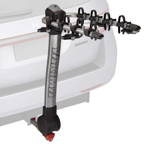 Yakima RidgeBack 4 Bike 8002458 Trailer Hitch Receiver Bicycle Racks and Carriers