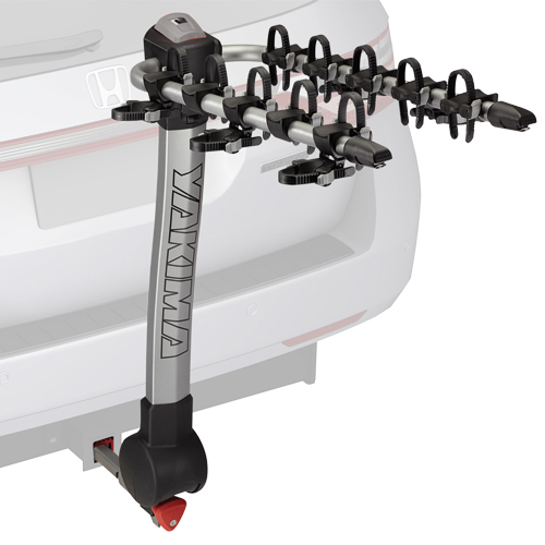 Yakima RidgeBack 5 Bike 8002459 Trailer Hitch Receiver Mount Bicycle Racks and Carriers