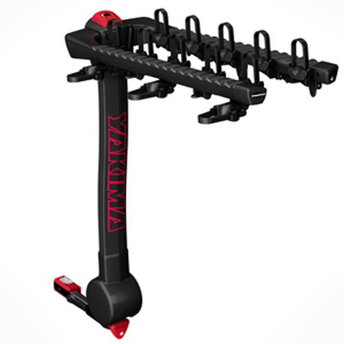 Yakima FullTilt 5 Bike 8002463 Trailer Hitch Receiver Bicycle Racks and Carriers, Reboxed 15% Off