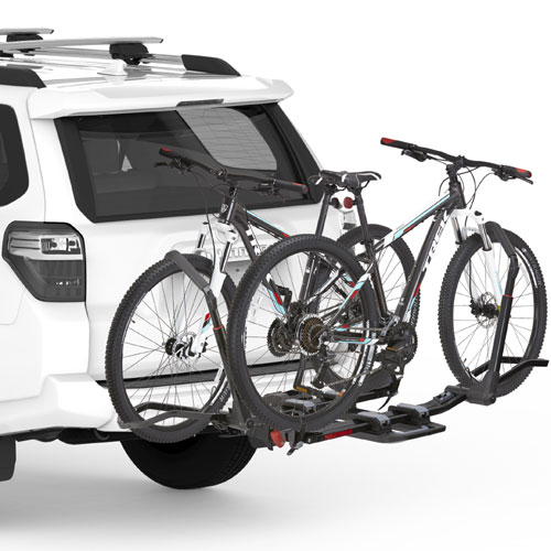 Yakima DrTray 2 Bike 2 8002473 Platform Style Trailer Hitch Receiver Bicycle Racks Carriers
