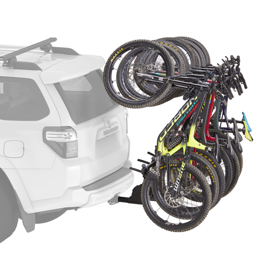 Yakima 8002485 HangOver 6 Bike Vertical Bicycle Carrier for 2