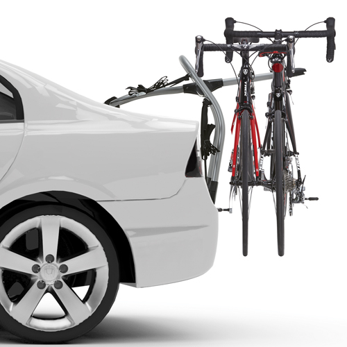 Yakima 8002636 HalfBack 2 Bike Trunk or Hatch Mount Bicycle Rack