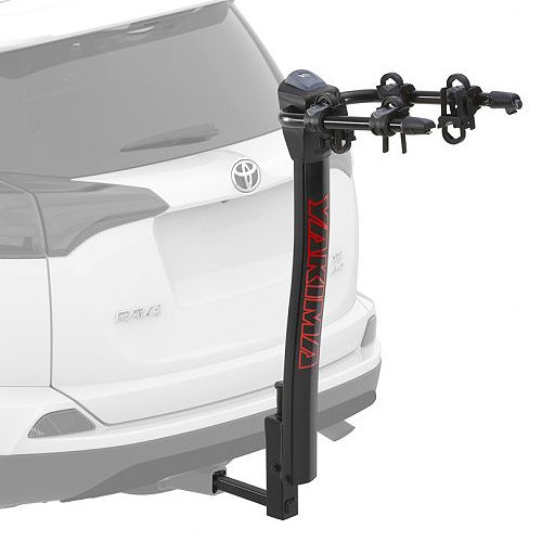 Yakima 8002703 BackRoad 2 Bike Trailer Hitch Mounted Bicycle Rack