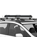 Yakima 8003082 Big PowderHound 6 pair Ski Racks 4 Snowboard Carriers for Car Roof Racks
