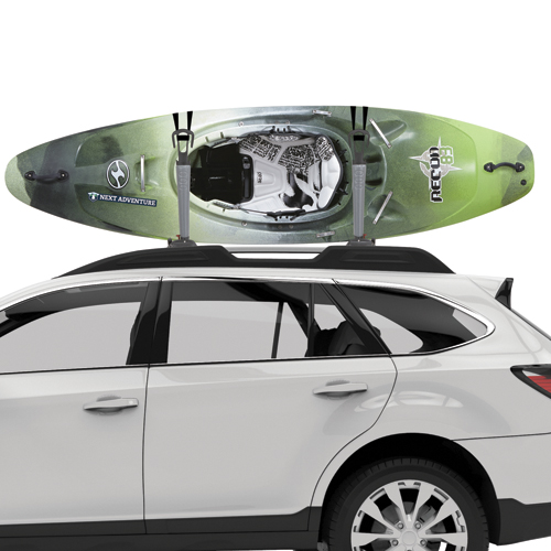 Yakima BigStack Kayak Stacker 8004041 Vertical Kayak Carrier for Car Roof Racks