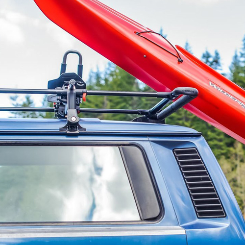 Yakima Showboat 8004068 Kayak Canoe Roller Loading System for Car Roof Racks