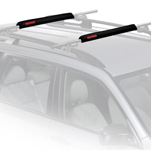 Yakima 30 Rack Pads 8004070 for Surfboards, SUPs, Windsurfers on Round and Square Crossbars