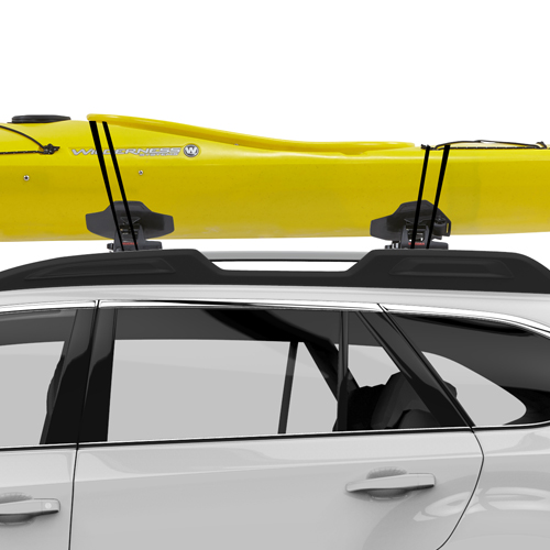 Yakima 8004074 SweetRoll Kayak Saddles with Rollers for Car Roof Racks