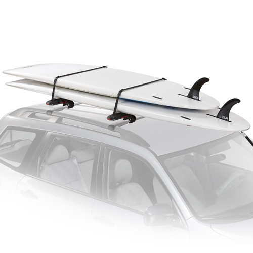 Yakima SUPDawg 8004075 SUP Stand Up Paddleboard Carrier for Car Roof Racks