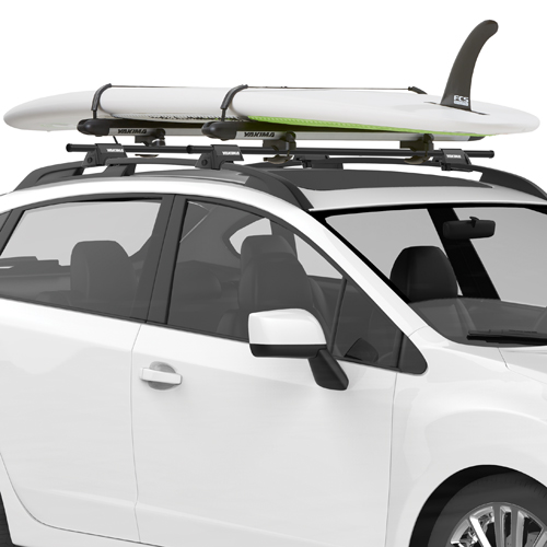 Yakima SUPPup 8004078 Stand Up Paddle Board Carrier for Car Roof Racks