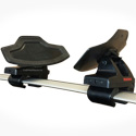 Yakima 8004079 HullHound Hull Hound Roof Rack Kayak Saddles, Pair