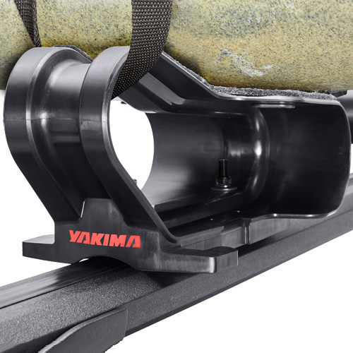 Yakima 8004092 Smart Slot Adapter Kit 4 Big Catch Kayak Saddles T-Slot