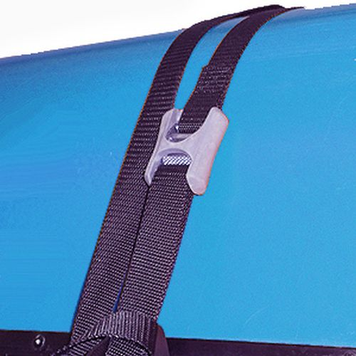 Yakima 8005006 Heavy Duty Tie Down Straps 16 foot Cam Buckle