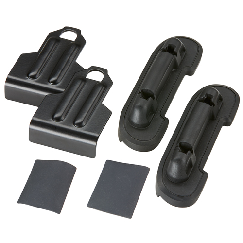 Yakima 8006125 BaseClips 125 for Baseline Car Roof Rack Towers, Pair