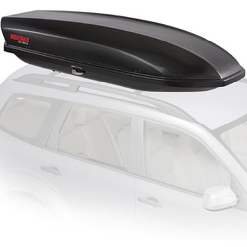 Yakima SkyBox 16 Carbonite 8007335 Car Roof Rack Cargo Box