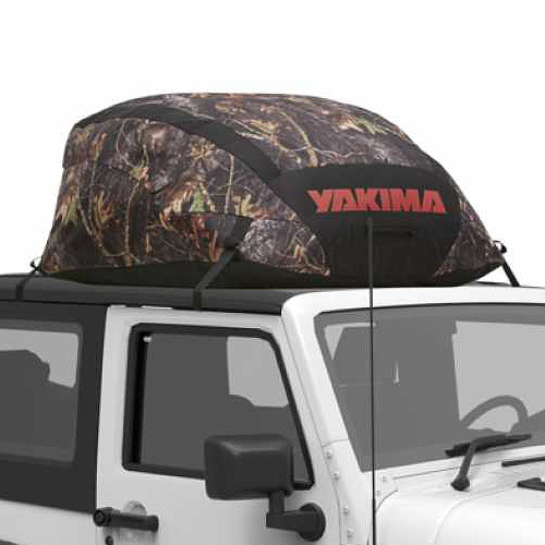 Yakima SoftTop Camo 8007403 13 CF Car Roof Luggage Cargo Bag