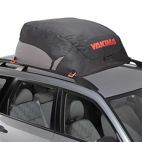 Yakima 8007404 DryTop 16 CF Car Roof Luggage Cargo Bag, Rebox Item