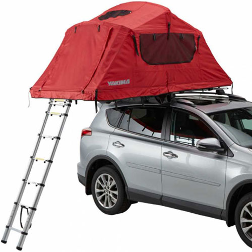Yakima SkyRise Medium 8007406 3 Person Car Roof Rack Rooftop Tent