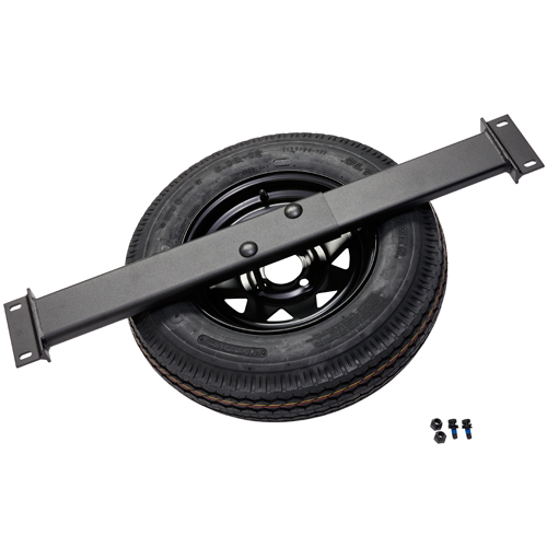 Yakima 8008125 Spare Tire and Fastening Kit for EasyRider Trailers