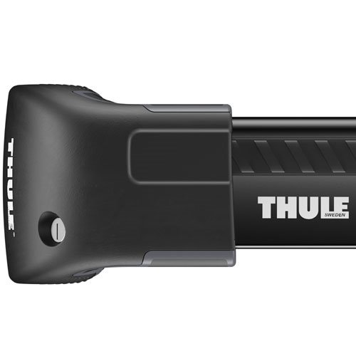 Thule 7601b 7602b 7603b 7604b Black AeroBlade Edge 1 Bar Car Roof Rack