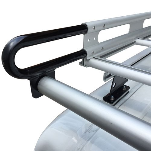 Vantech 13 Bar Aluminum 144 Long Van Utility Cargo Ladder Rack