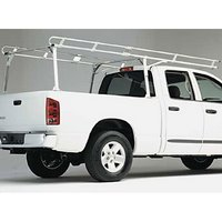 ht12toy65ex-1 Hauler Toyota Tundra 00-06 Ext, Crew Cab, 6.5 ft Bed t12toy65ex-1 HD Aluminum Pickup Truck Utility Ladder Rack