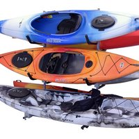 mpg331 Malone mpg331 FS 6 Kayak Free Standing adjustable Kayak Storage Racks