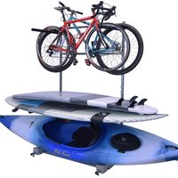 mpg386 Malone mpg386 FS Kayak, Bicycle, SUP Free Standing Storage Rack