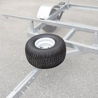 Malone mpg592 LowMax Spare Tire Kit for LowMax Trailers